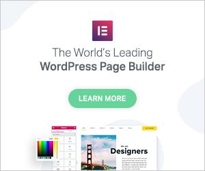Elementor el constructor de páginas web de wordpress más amigable