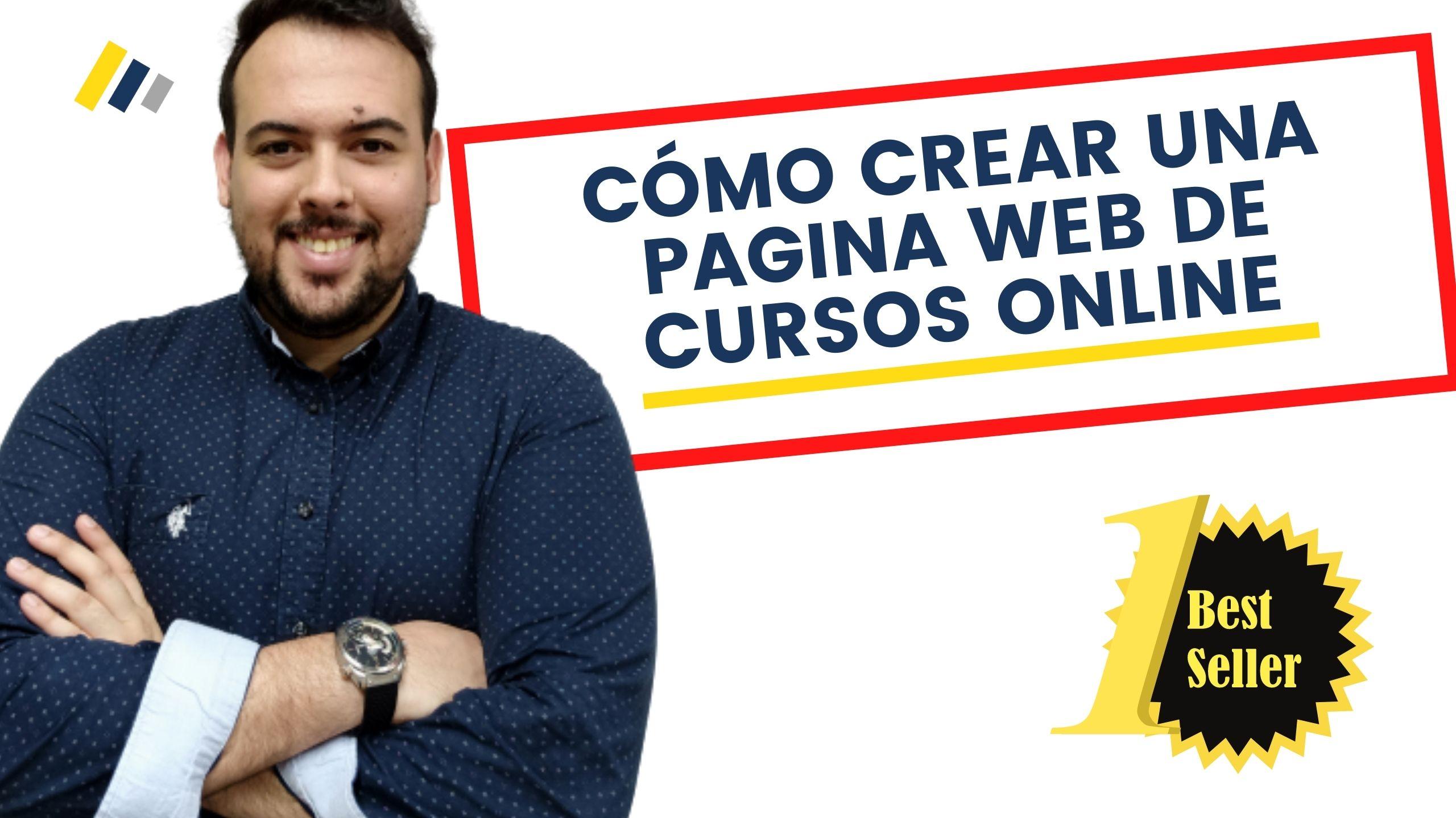 tutorial paso a paso de como crear un pagina web de cursos online con wordpress y learndash